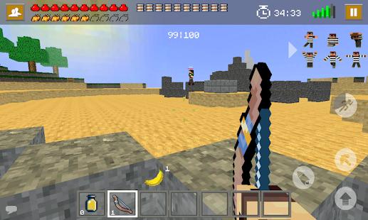 9 Survival Games App screenshot