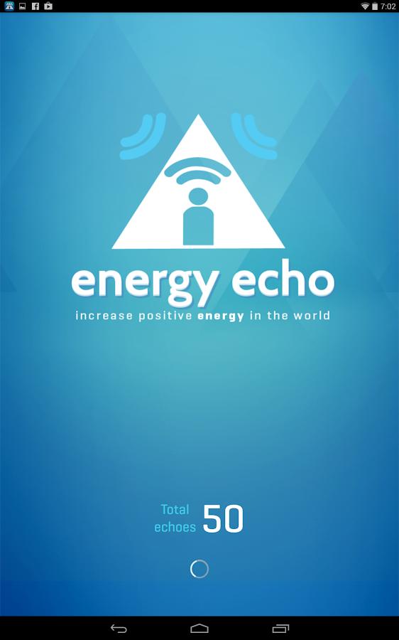EnergyEcho - screenshot
