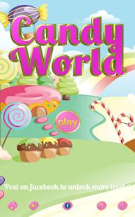 糖果 世界