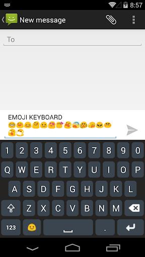 Emoji Keyboard -Color Emoticon