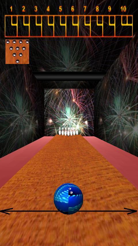 SMART BOWLING 3D- screenshot