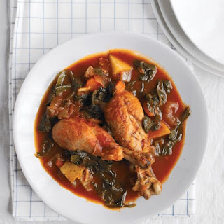 Kitchen-Sink Chicken Stew.