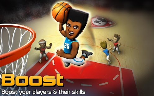 BIG WIN Basketball - screenshot thumbnail