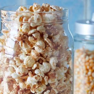 A Cinnamon-Sugar Popcorn