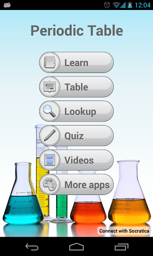 Periodic Table - Free download and software reviews - CNET Download.com
