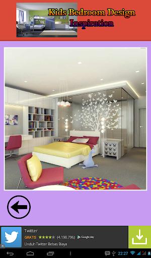 Kid Bedroom Design Inspiration