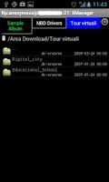 Screenshot of SManager FTP addon