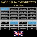 Model Railway Sound Effects icon