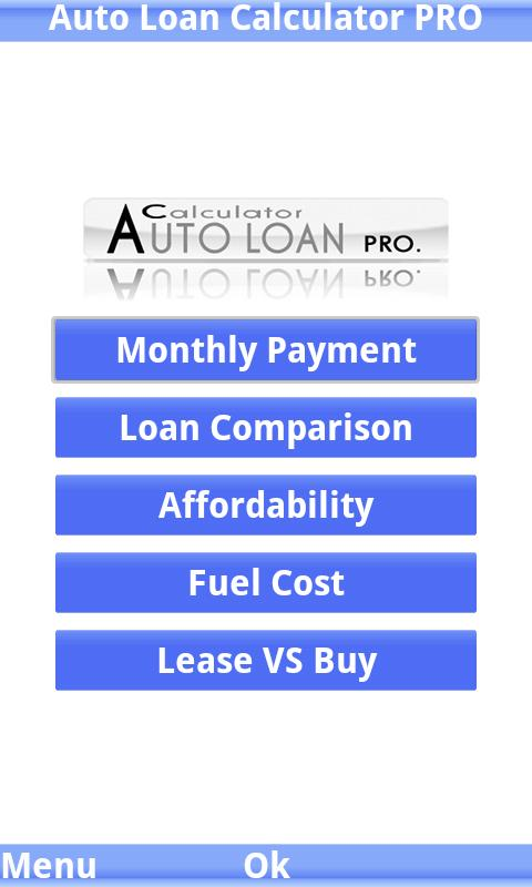 Auto Loan Calculator PRO trial Android Apps on Google Play – Auto Loan Calculator