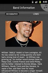 "WILLIAM ""DUECE"" HULETT - screenshot thumbnail"