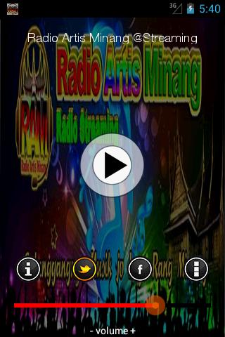 Radio Artis Minang Streaming