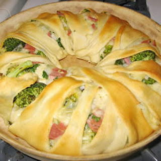 Broccoli Ham Ring