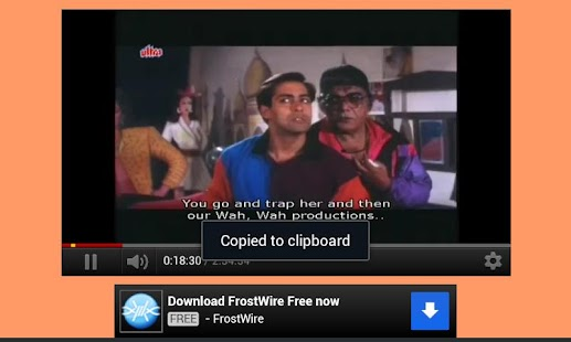 Hindi Movies HD - screenshot thumbnail