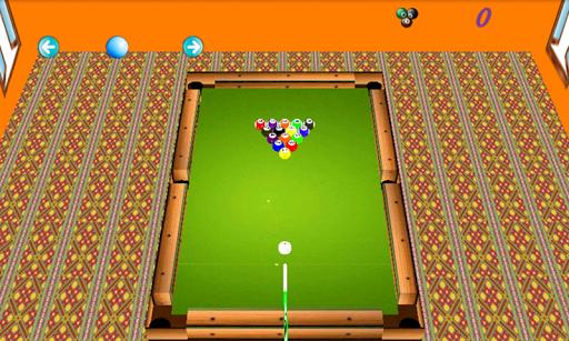 3D 撞球| 線上遊戲俱樂部