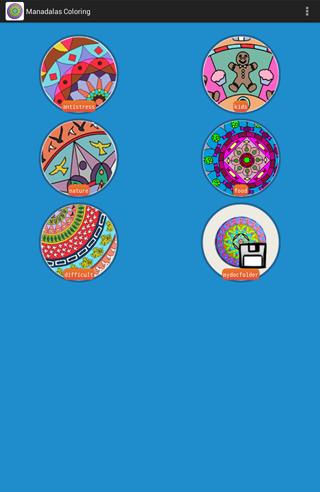 Mandalas Coloring for PC