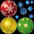 圣诞泡沫破碎机 icon
