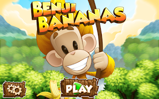 Screenshot of Benji Bananas