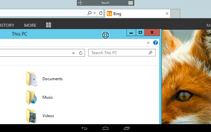 Microsoft Remote Desktop Screenshot 22