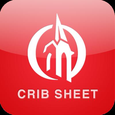 Otterbein Crib Sheet