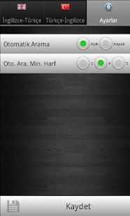 Sözlük- screenshot thumbnail