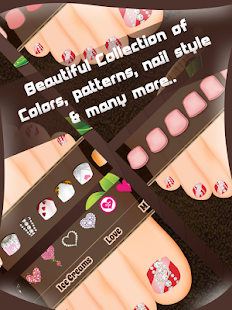 Princess Pedicure- screenshot thumbnail