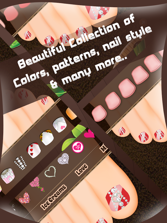 Princess Pedicure- screenshot