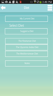 Diet Plan - screenshot thumbnail