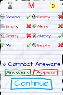 CategoWiz - Categories game - screenshot thumbnail