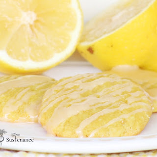Lemon Cake Cookies (Autoimmune Paleo)