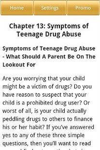 App Teenage Drug Abuse APK for Windows Phone