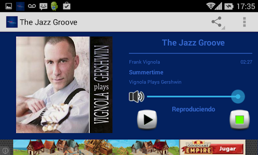 The Jazz Groove - náhled
