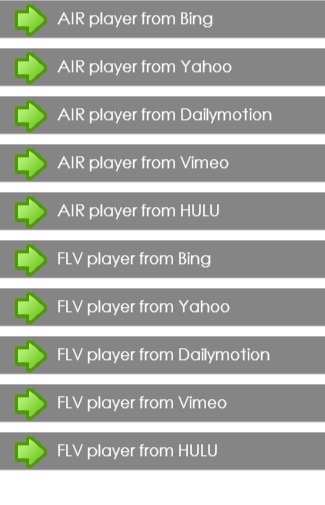 AIR FLV playback Guide