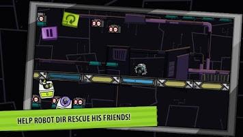 Screenshot of Robot DIR