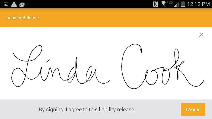 android MINDBODY Express Screenshot 21