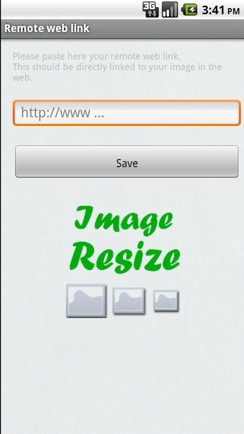 Image Resize - Photo Resize- screenshot