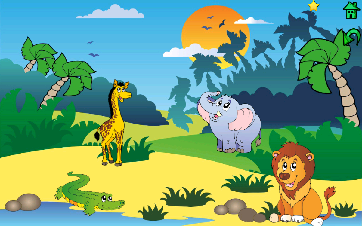 Kids Puzzles: Peg Puzzle Free - screenshot