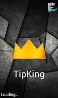 Screenshot of TipKing