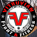 Vitruvian Fight & Fitness icon