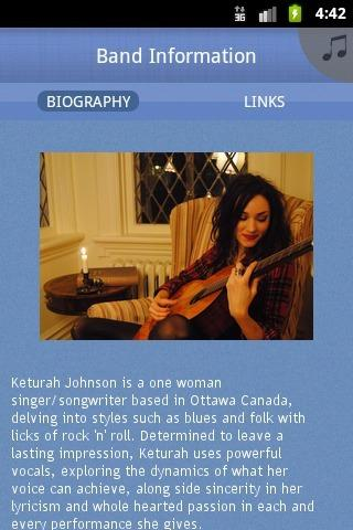 Keturah Johnson - screenshot