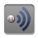 MLB Radio Affiliate Locator logo