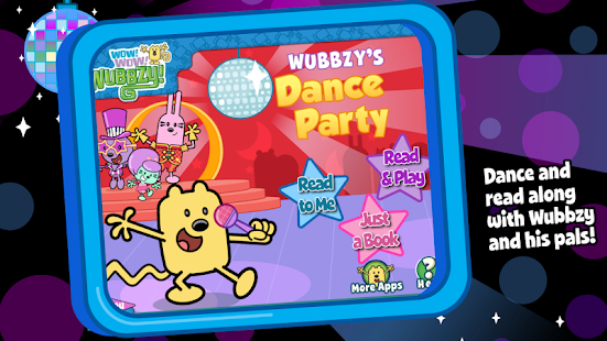 Wubbzy's Dance Party- screenshot thumbnail