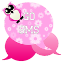 GO SMS - Darling Owl icon