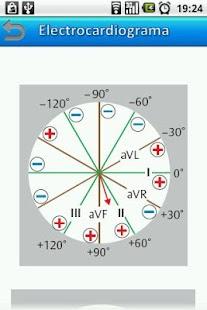 Electrocardiograma - screenshot thumbnail