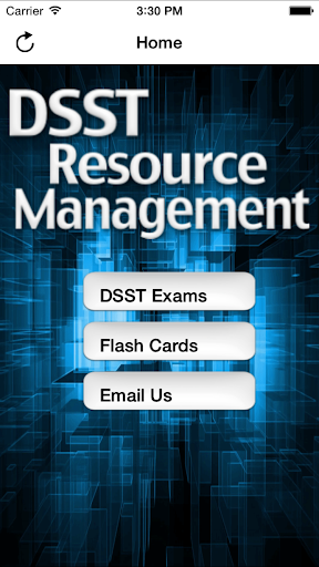 DSST Human Resource Management