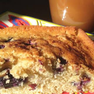 Blueberry Breakfast Bread.