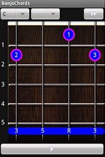 Banjo Chords- screenshot thumbnail