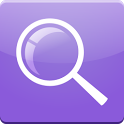 Purple Search for Google™ icon