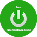 Hide Whatsapp Status - Offline icon