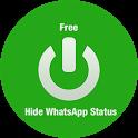 Hide Whatsapp Status - Offline icon
