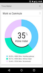 Time Meter Time Tracker - screenshot thumbnail